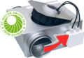 LPKB EC Series - Low Profile Duct Fan